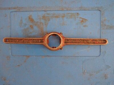 Collectible Old Cast Steel Die Button Wrench - For 13/16  OD Dies  • 14.97£