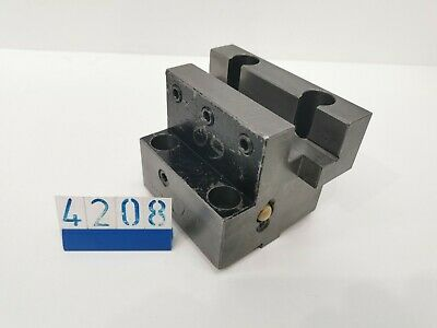 Lathe Turret Tool Holder 27mm  Mounting Hole Distance 70mm (4208) • 30£