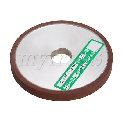 180# Resin Diamond Parallel Grinding Wheel Mounted Wheel 100x10x20mm  (S1) • 17.54£