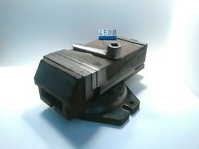 Swivel Base Vice 200mm Jaws, Max Opening 160mm (4408) • 180£