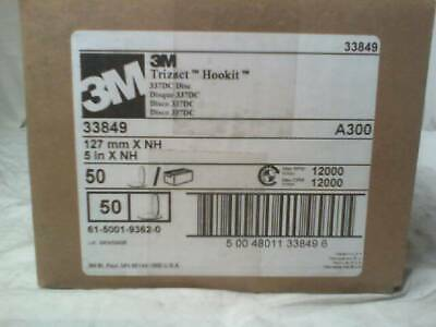 3M 33849 Coated Sanding Disc - New In Box • 36.18£