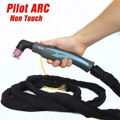 WSD-60P Air Plasma Cutters Air Pilot Arc Torch With Cables Connector 10Feet/3m • 26.33£