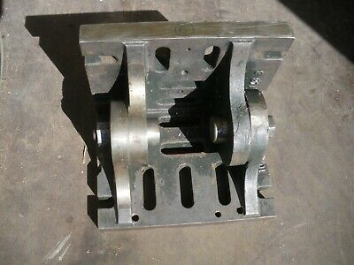 Adjustable Tilting Angle Patet Cast Iron 8 X 8 X 8  Block Milling Drilling (C) • 140£
