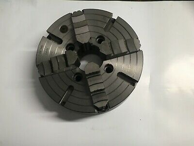 250mm Bison 4-Jaw Independent Chuck 4304-250 (new) • 330£