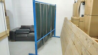 Welding Curtain Robust Frame Heavy Duty • 45£