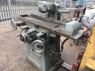 B.S.A Churchill Surface Grinder • 1,500£