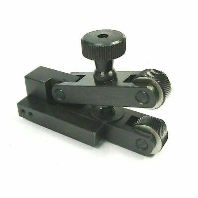 Knurling Tool Holder V Type For Metal Lathe Turning Capacity 5 - 20 Mm For Lathe • 28.29£