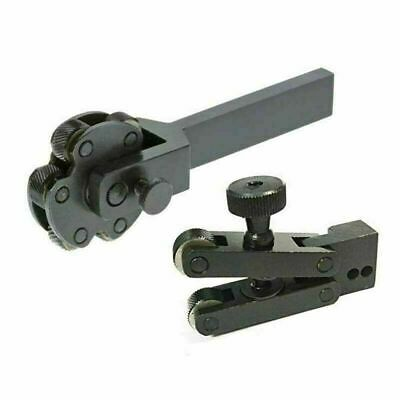 Knurling Tool 6 Inch 6 Knurl With Knurling Tool Holder V Type Capacity 5 To 20 M • 53.06£