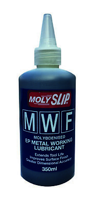 41003 Molyslip MWF High Performance Cutting Fluid 350Ml • 22.99£