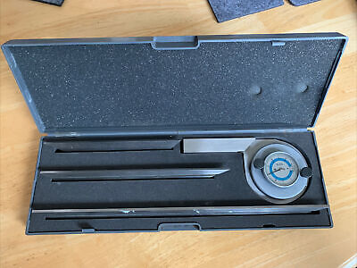 Linear Dial Protractor 51-525-360 • 95£