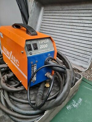 NewArc Viper 2000 HF Tig Box In Line Unit. Welding • 100£