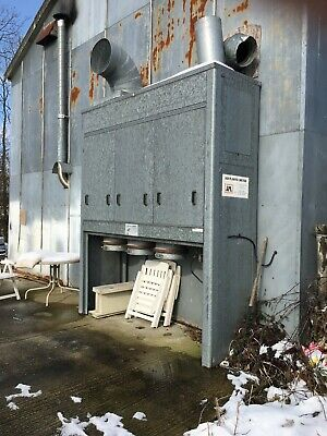 Exterior Dust Extraction Unit For Wooodworking Machinery • 500£