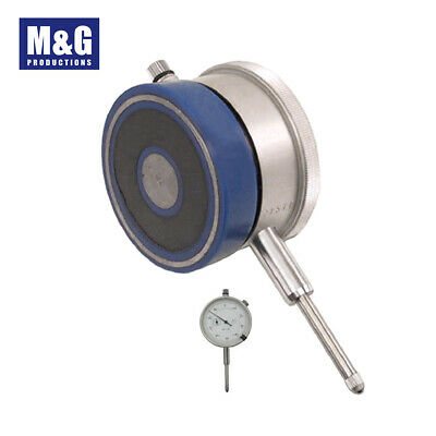Dial Indicator  0-1  Or 0-10mm With Magnetic Back • 19.55£