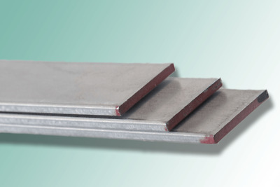 CHEAP - Stainless Steel - Flat Bar - Multiple Sizes - 100mm To 1000mm Long • 25.99£