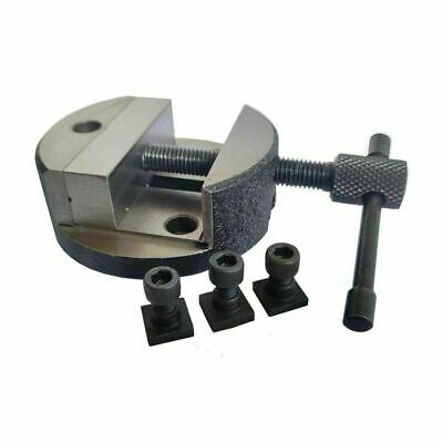 Round Vice 4  100 Mm DIa Rotary Vice Suitable For Rotary Table 3 And 4 Inch • 30.38£