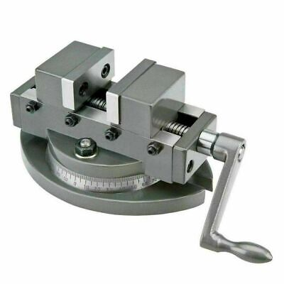 Self Centering Vice Swivel Base 3 Inch 75 Mm Mounted To Any Machine Table • 137.45£