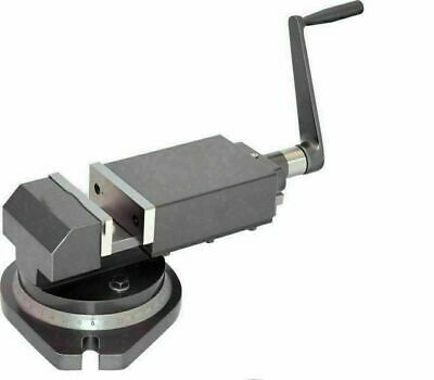 Precision Machine Vice Swivel Base 3  75 Mm Mounted To Any Machine Table • 115£