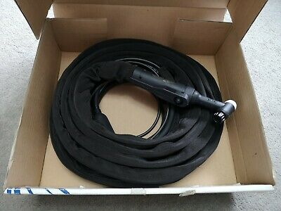 Nexus XT26 25ft TIG Welding Torch Hose Assy. Switched Covered NXWT2625SC Binsel • 105£