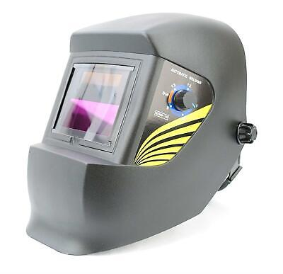 Spargos Auto Darkening Welding Grinding True Color Helmet Mask Gas Mig Tig Arc • 17.90£