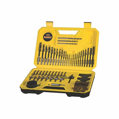DeWalt DT71563 Drill & Screwdriver Bits 100 Pieces In Storage Box • 33.99£