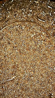 Metal Shavings Swarf And Metal Solids For Arts Crafts And Hobbies And Orgonite • 45£