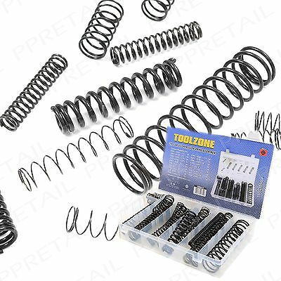 Assortment Size Large Compression Springs HEAVY DUTY DIY Spares/Replacement • 16.21£