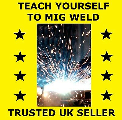 D072 Teach Yourself To MIG Weld • 3.49£