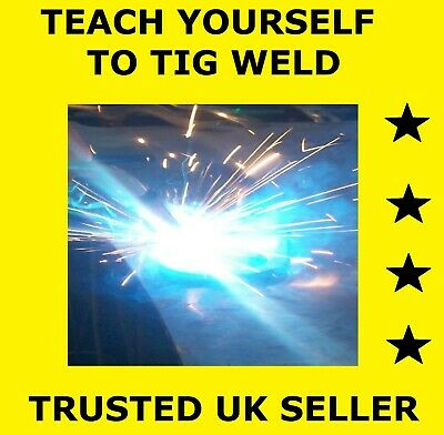 D085 Teach Youself To TIG Weld - Instructonal DVD • 3.69£