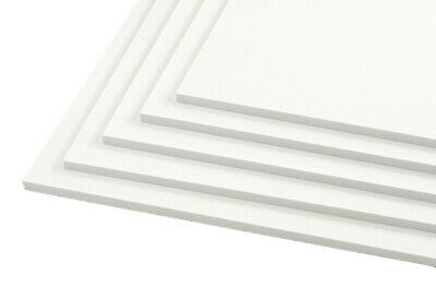 Foam PVC Sheet Foamex Board Cut To Size Sign Material - White • 21.65£
