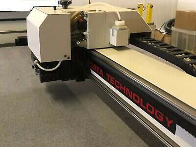 CAD Sample Table For Cutting, Creasing & Plotting • 11,500£