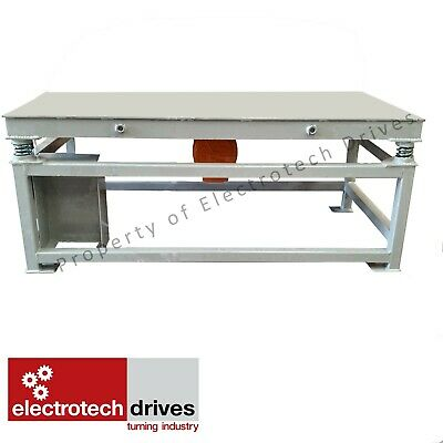 8.2ft X 3.2ft Single/Three Phase Vibrating Tables C/w Variable Speed Controller  • 3,320£