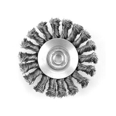 Twist Steel Wire Wheel Brush Polishing For Grinder Rotary Tool Coppered Steel • 7.41£