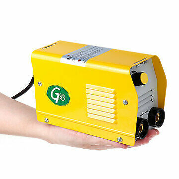 Minigb Zx7-200 220v 200a Mini Electric Welding Machine Igbt Inverter Arc Mma Ip • 42.99£