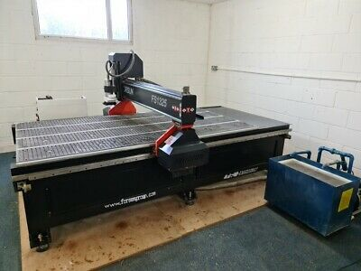 CNC Router 1300X2500X200mm Single Phase-wheel Kit For Easy Moving £7000 Excl VAT • 8,400£