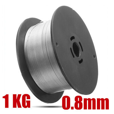 0.8mm/0.035  304 Stainless Steel Gasless Flux-Cored Mig Welding Wire 1kg Roll • 22.99£