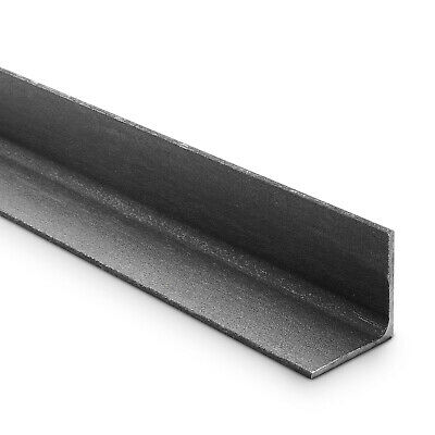 Mild Steel Angle Iron, Steel Angle Section, FREE Delivery & FREE UNLIMITED CUTS • 18.52£