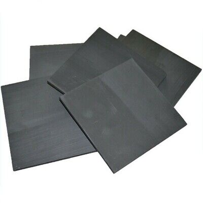 Graphite Plate Sheet Kit Accessories Replacement Metalworking Electrode • 6.78£