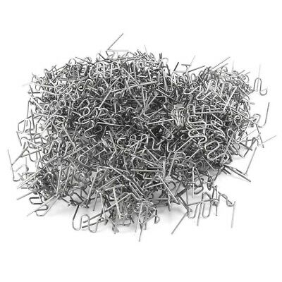 Welding Hot Staples Replace Silver Stainless Steel Accessories Durable • 7.30£