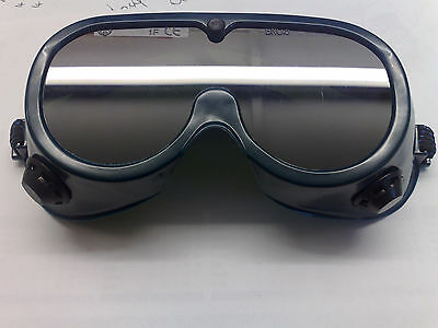 High Quality Shade 3 * Burning Goggles Gas Welding Glasses Oxy Acetylene Burning • 5.95£