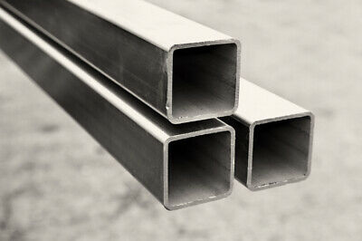 Mild Steel Box Section British Steel Cheapest On Ebay Shs Rhs Strong Heavy • 32£