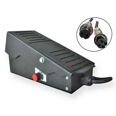 Sherman CP4 Foot Pedal Controller 2pin Female 4pin Female For TIG210ACDC TIG320 • 89.99£