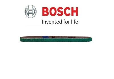 BOSCH Y580 Sanding Belt (Electric, 6x457mm, Grit=80) (1 Pack Of 10 Pieces) • 12.95£