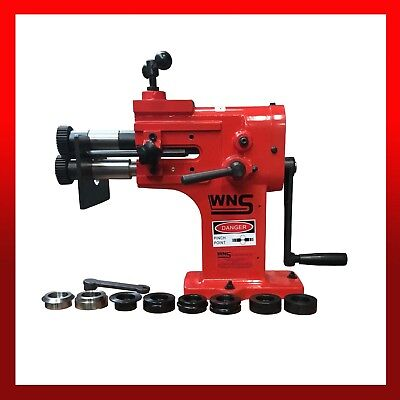Hand Swager Swage Swaging Rotary Jenny Bead Former Roller Machine 1.2mm 5 Rolls • 820£