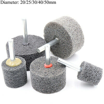 20-50mm Nylon Fiber Polishing Wheel Abrasive 1/4'' Shank For Drill Grinder Metal • 8.39£