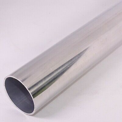 Aluminium Alloy Round Tube Pipe Circular Polished 8mm To 102mm 1 Metre • 9.35£