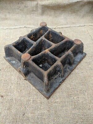 Cast Iron Surface Plate 10in Vintage USSR • 75.02£
