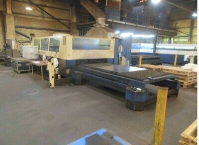 Trumpf L3050 5kw Cnc Laser / Many Other Machines For Sale • 15,000£