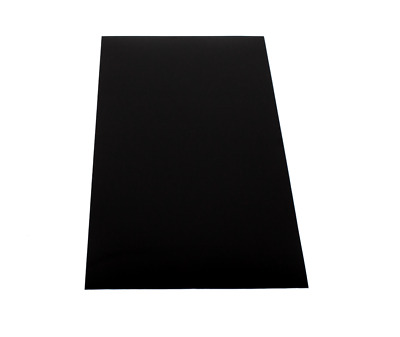 ABS Plastic Board / Sheet 1000x490mm BLACK /WHITE 1mm 2mm 3mm 4mm Multi Listing  • 31.90£