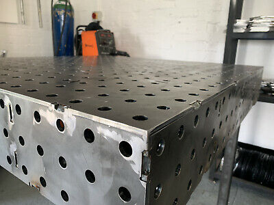 Welding And Fabrication Jig Table Bench Mig, Tig, Stick 1m X 1m Flatpack • 550£
