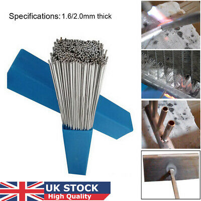 Home Solution Welding Flux-Cored Rods Aluminum Brazing Low Temperature Wire Bro • 3.99£